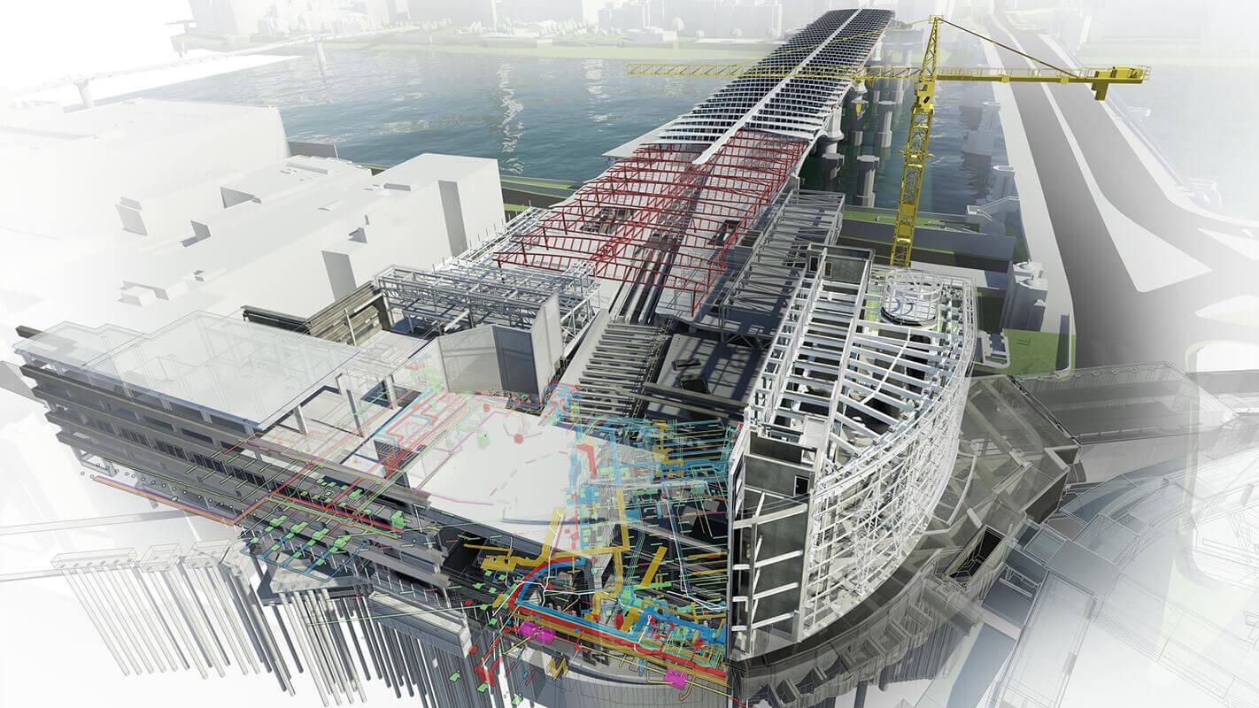 bim-model-building