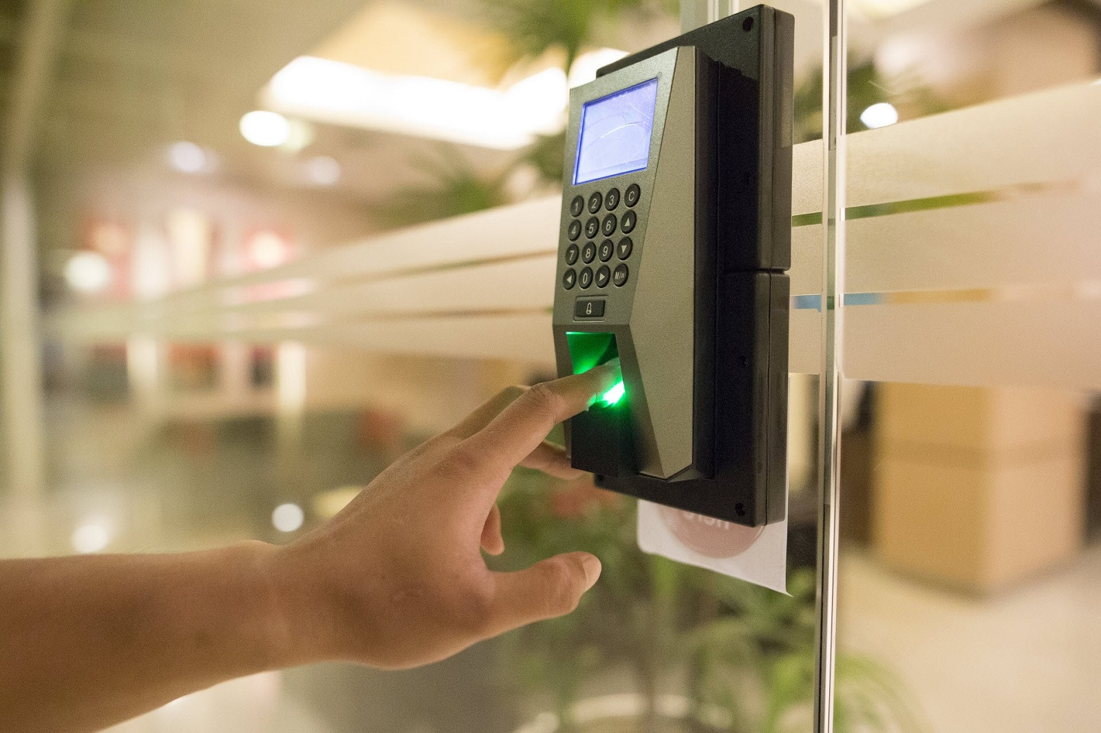 Top 3 tenders for the supply of access control systems in June