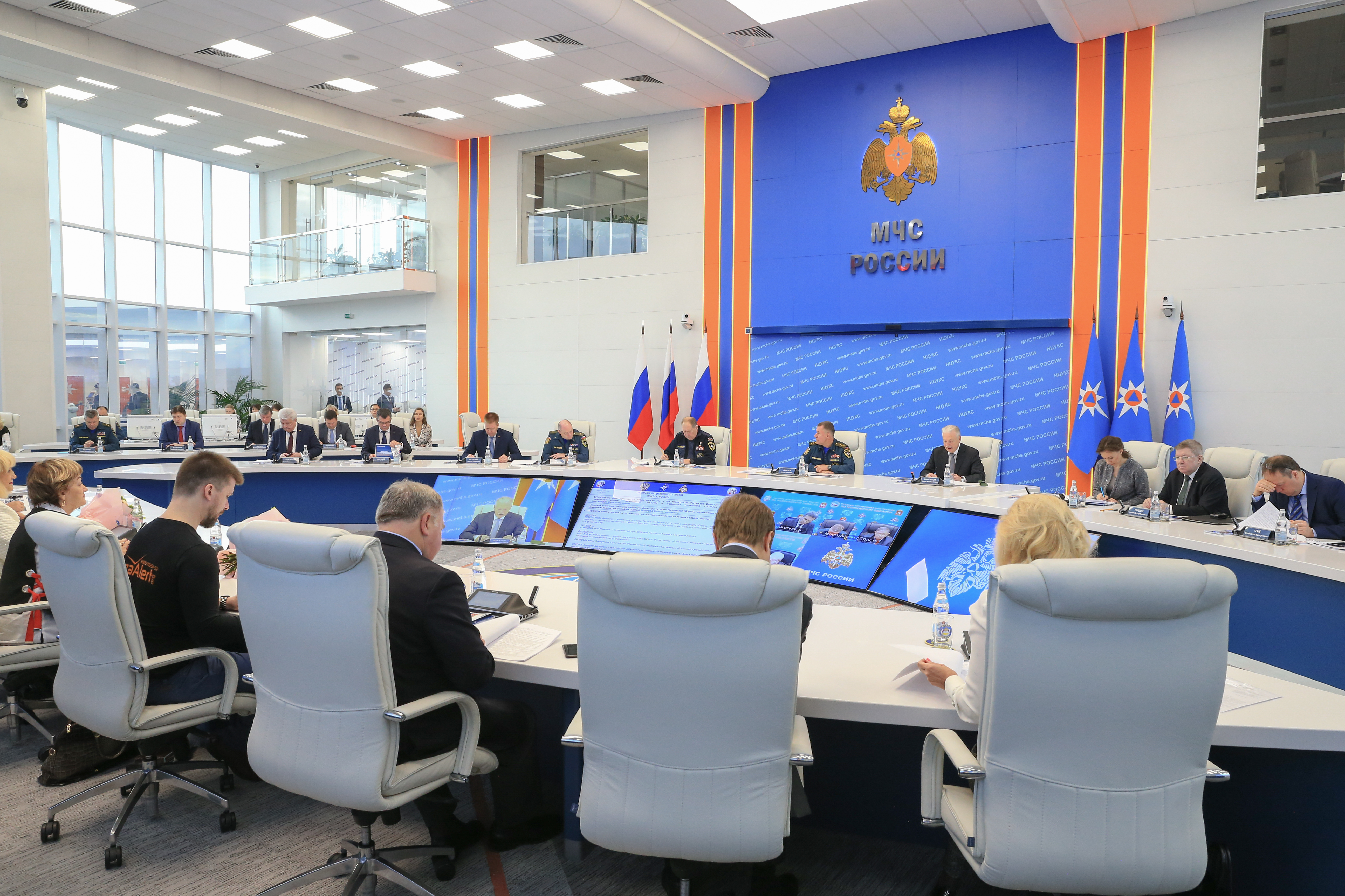 The Ministry of emergency situations will spend 690 million rubles on R&D for the Safe city hardware and software complex