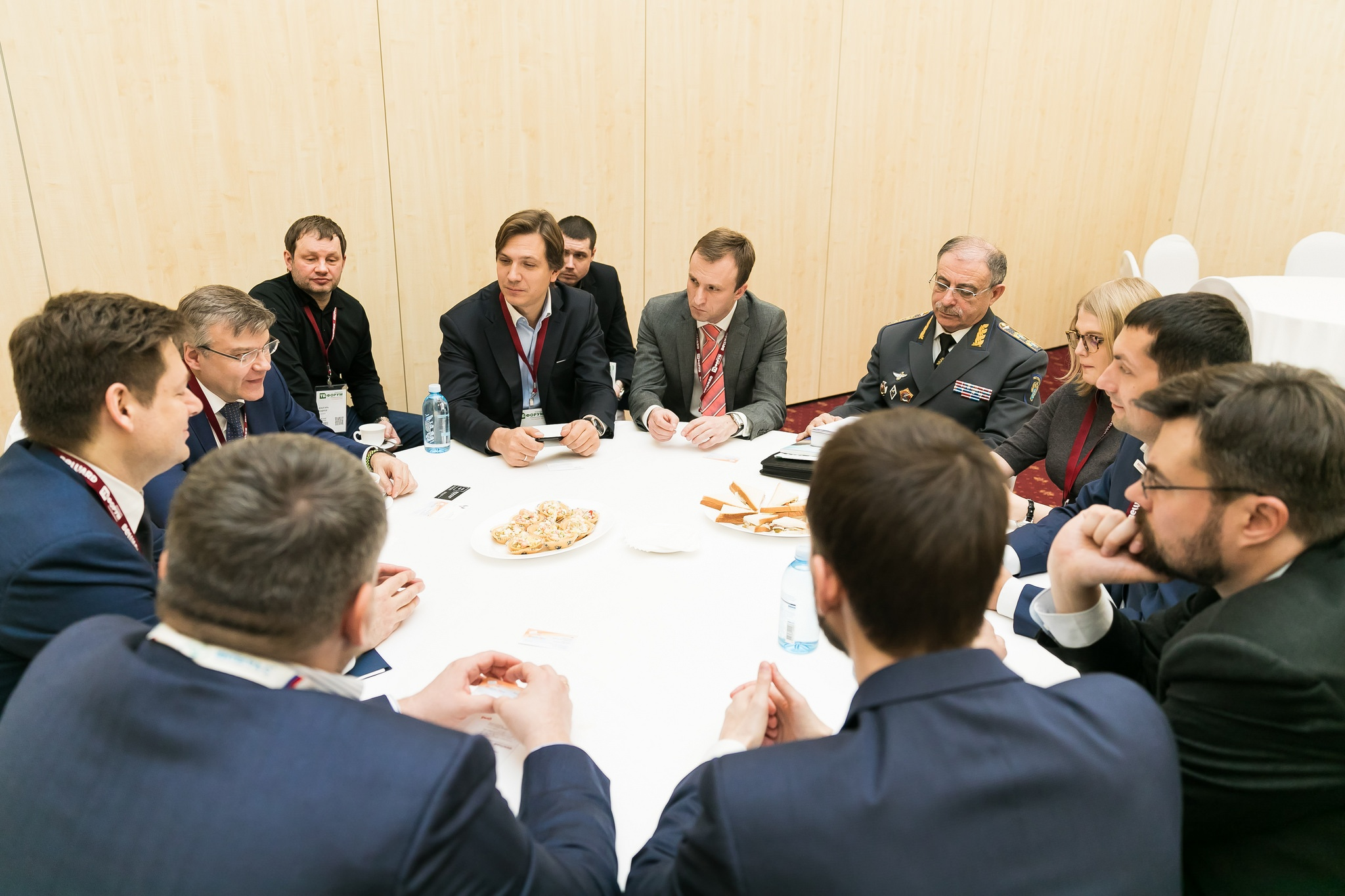 Representatives of the metro, FSTEC of Russia, banks and retail will meet with suppliers in May and June