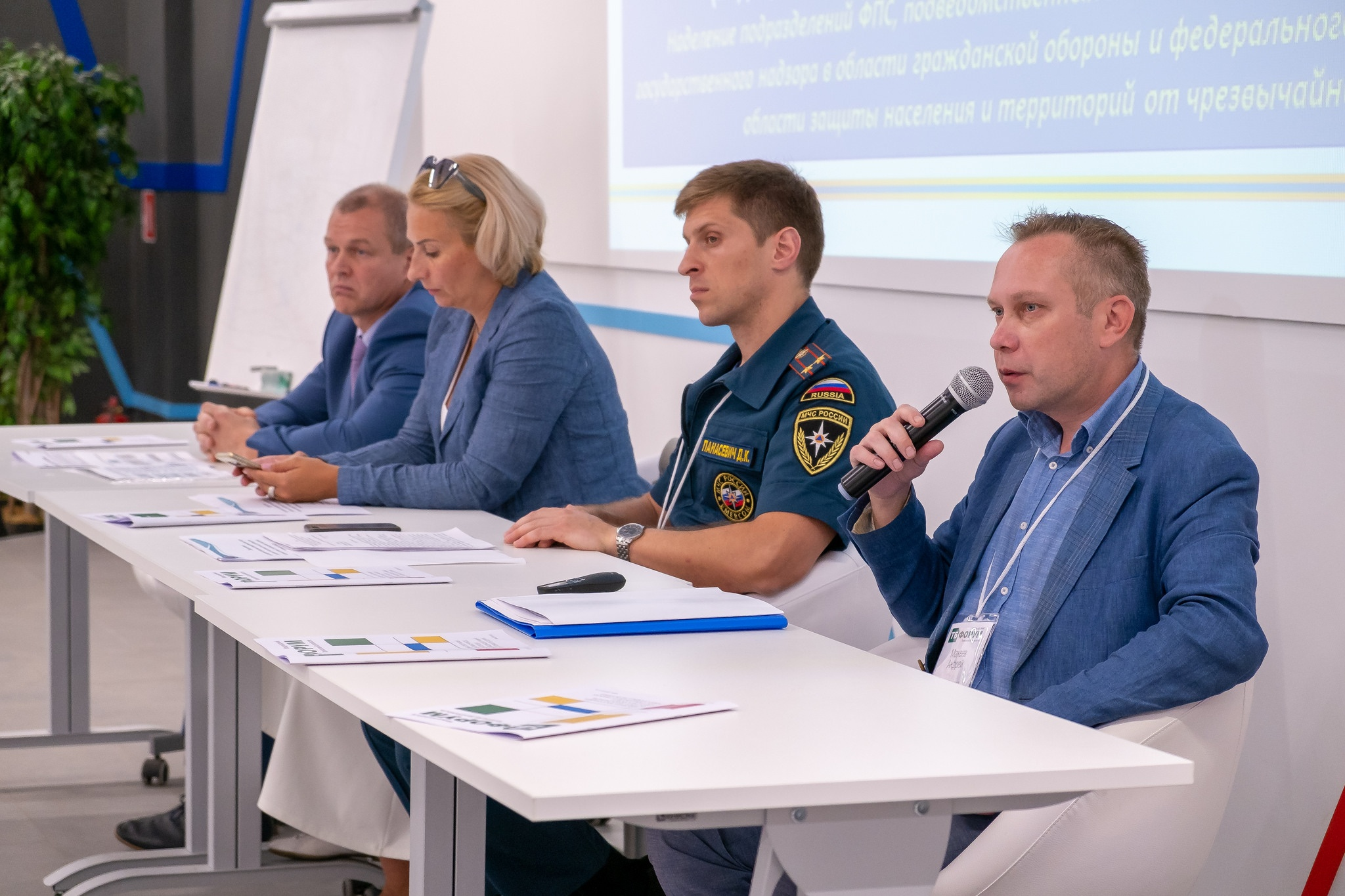 Kemerovo lessons: regulators, security directors and developers will discuss fire safety practices in places with massive stay of people at TB Forum 2019